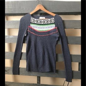 Tabitha Anthropologie sweater size small
